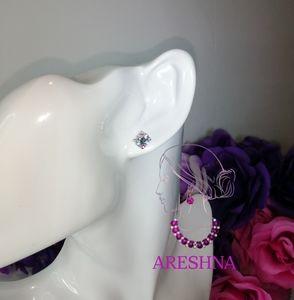 Areshna Jewelry - 2.5ct Lab Diamond Stud Luxury Earrings